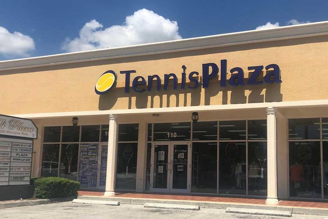 Tennis Plaza Aventura Store