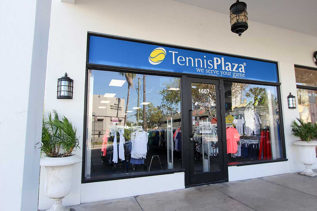Tennis Plaza Midtown Miami Store